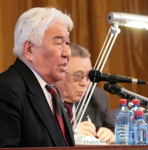 Бывший Эл башчы Борис Алушкин всегда прислушивался к мнению Юрия Антарадонова