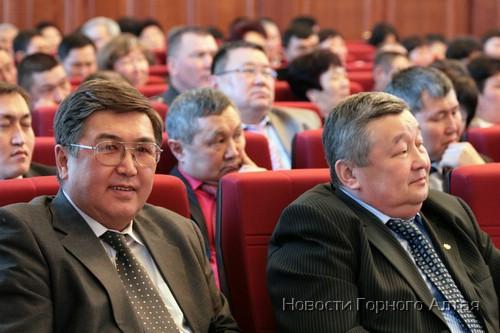 Результаты голосования понравились присутствующим делегатам