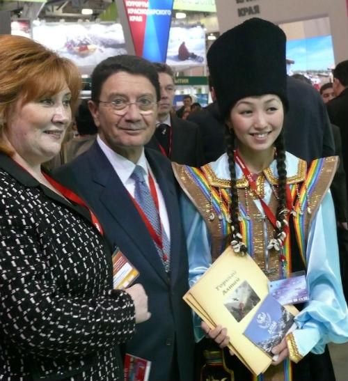 Талеб Рифаи пообещал посетить Горный Алтай