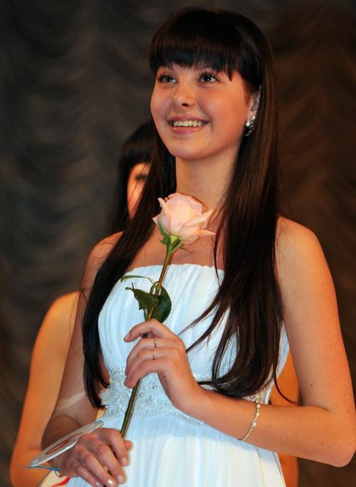 Вторая вице-мисс Дарья Вайдурова
