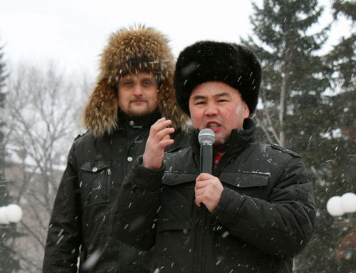 Урмат Князев и Сергей Михайлов возглавили отделение Партии народной свободы