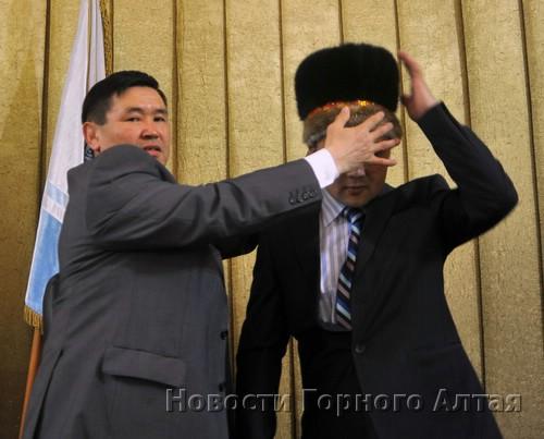 Победа и «корона» достались депутату Госсобрания Урмату Князеву
