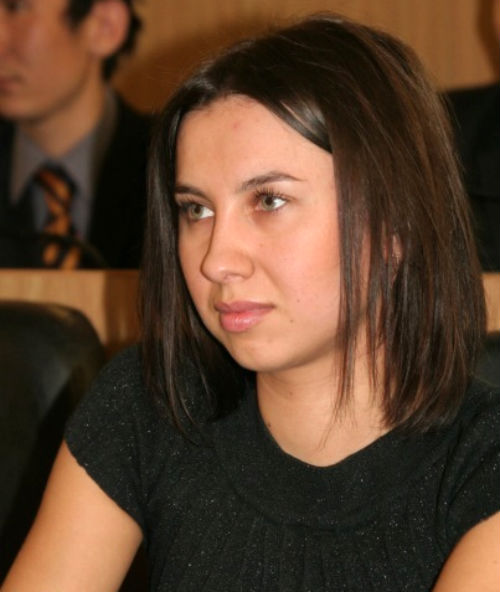 Александра Карпова