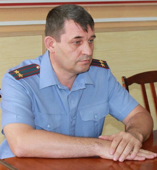 Подполковник полиции Валерий Юрьев назначен руководителем горно-алтайских полицейских
