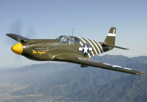 North America P-51 Mustang