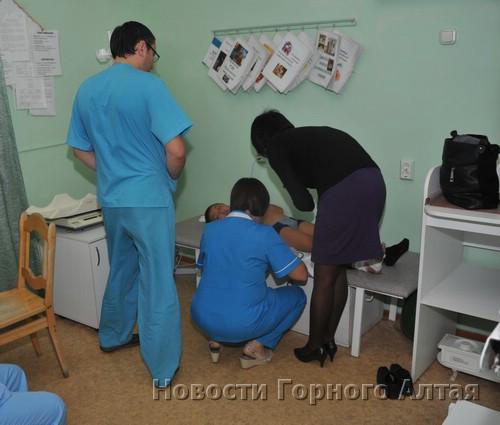 Ученика школы №6 госпитализировали