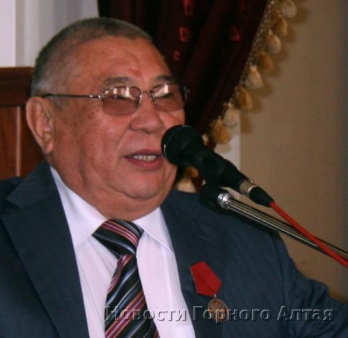 Юрий Антарадонов считает награду заслуженной