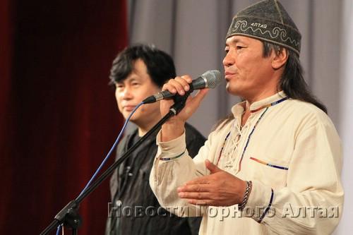 Болот Байрышев и Hikashu выступили на Алтае