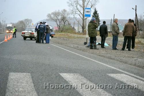 Таксист сбил пенсионерку на пешеходном переходе