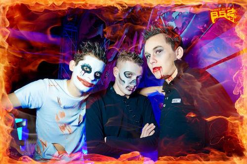 В Горно-Алтайске отметили Halloween