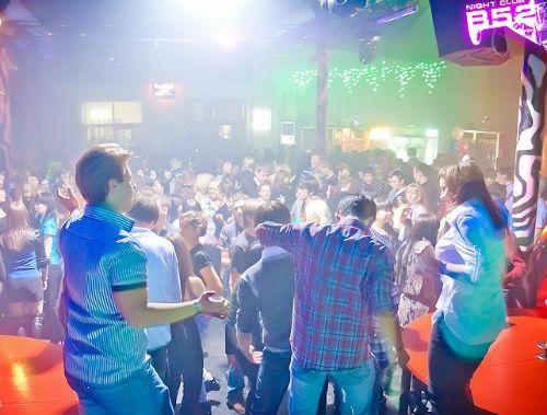 В Горно-Алтайске прошли вечеринки Prof. Party №6