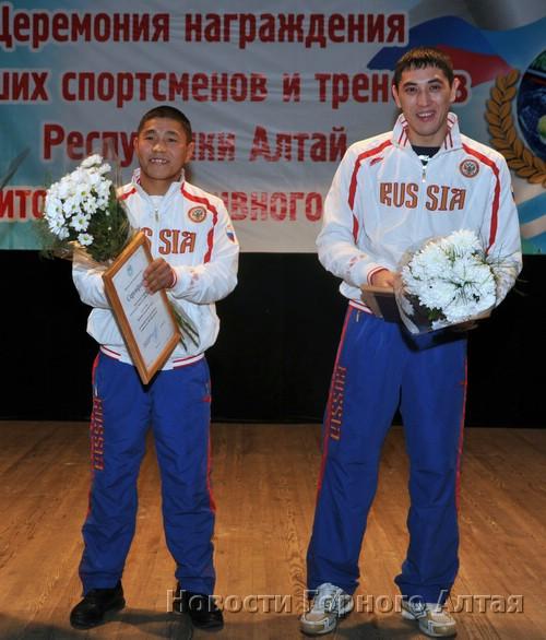 Валерий Сороноков и Виталий Уин
