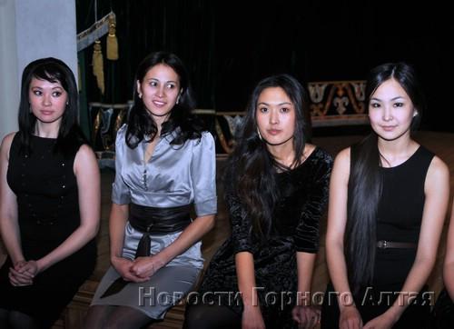 Мария Тупикина, Ольга Виноградова, Алас Санина, Алина Аларушкина