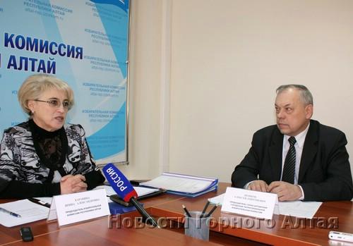 Ирина Каранина и Алексей Пешков провели совместную пресс-конференцию