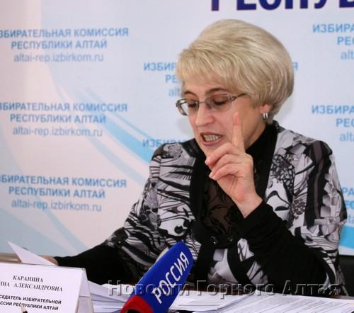 Ирина Каранина: Никакой политики, только закон