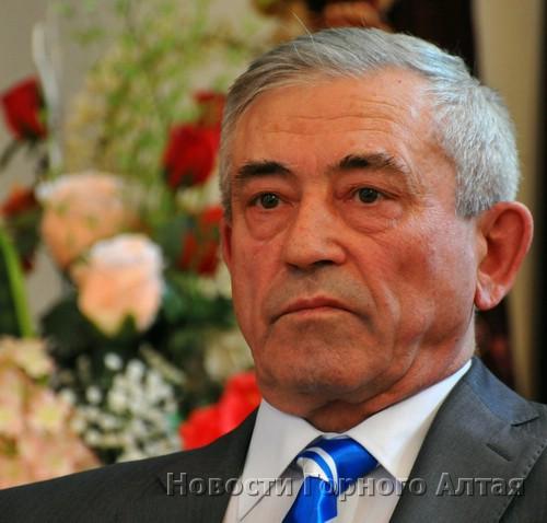 Владимир Петров отметил 70-летие