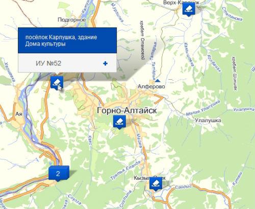 Избирательный участок можно найти по номеру и на карте