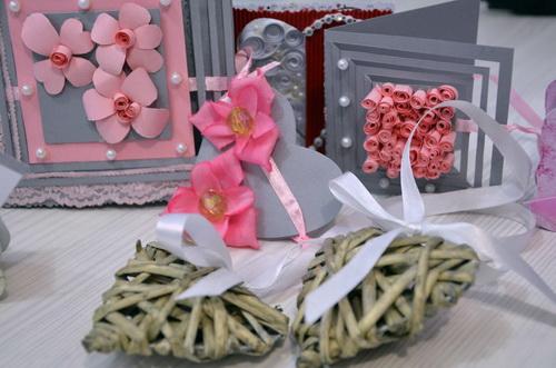 Авторские открытки ко Дню святого Валентина
