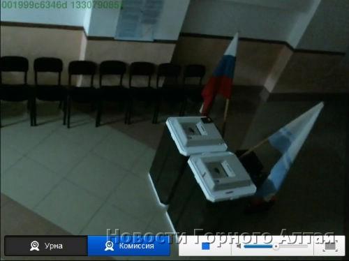 Избирательный участок №13, Горно-Алтайск