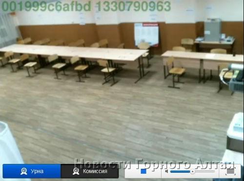 Избирательный участок №15, Горно-Алтайск