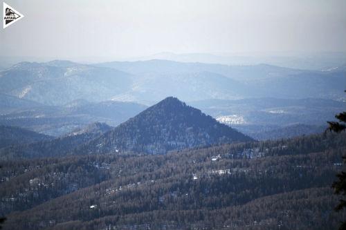 «Таинственная пирамида». Фото с сайта «ДеД Алтай»