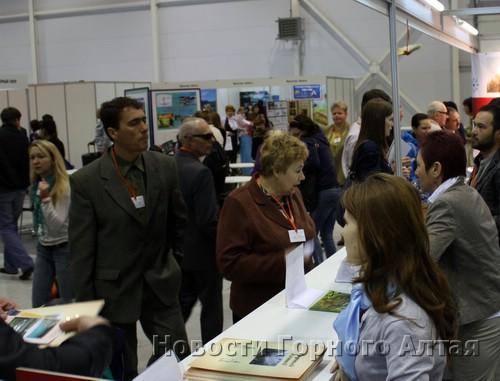 Почти 40 турфирм из Горного Алтая принимают участие в выставке «ТурСиб»