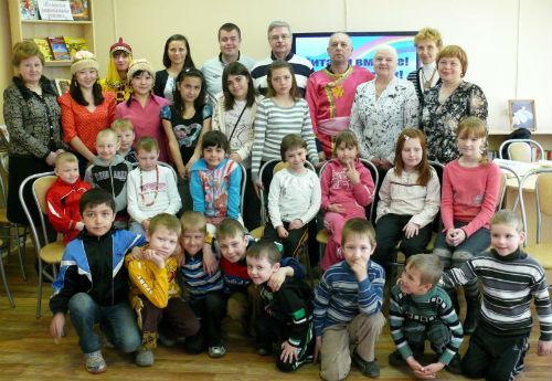 В Томске для детей прошли воскресные чтения на тему «Алтайские сказки»