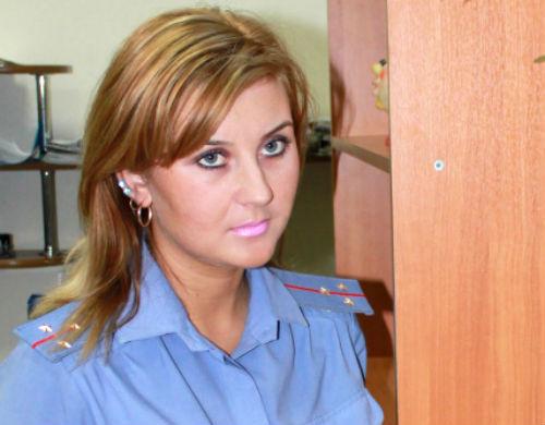 Юлия Гуляева принимает участие в конкурсе «Мама в полиции»
