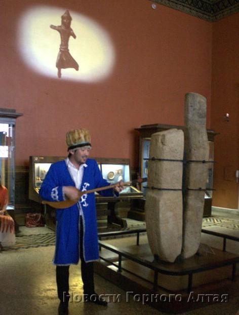 Равиль Лиров в Государственном историческом музее