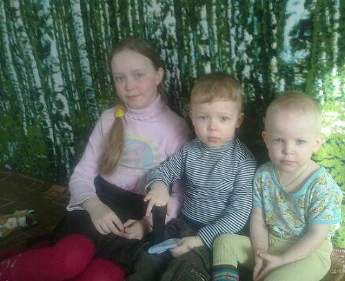 Новосибирский водитель убил этих детей