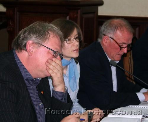 Гай Дебоннет и Эрве Летье пообщаются с «Газпромом»