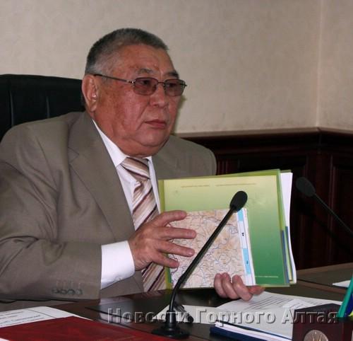 Юрий Антарадонов пообещал учесть замечания экологов