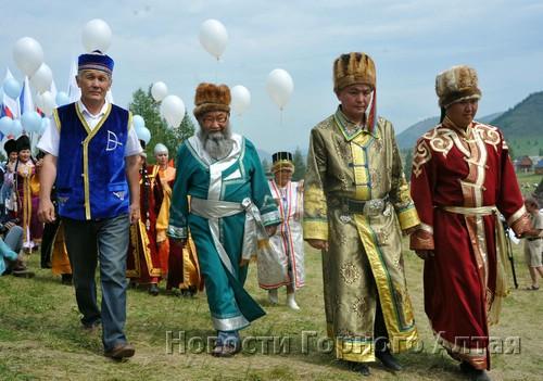 Делегация Горно-Алтайска