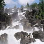 Экотропу на водопад Учар начнут строить в 2015 году