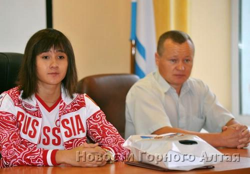 Елена Аржакова и Вячеслав Жданов