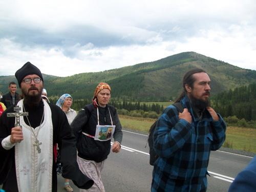 В Шебалинском районе прошел Крестный ход