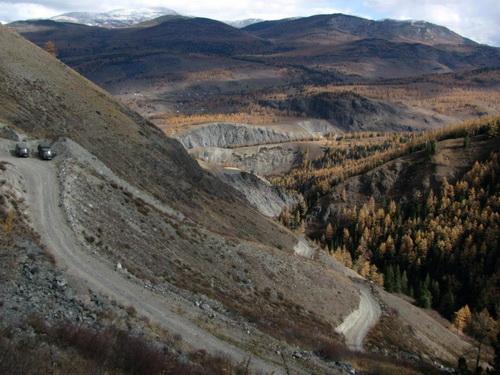 Язулинский перевал