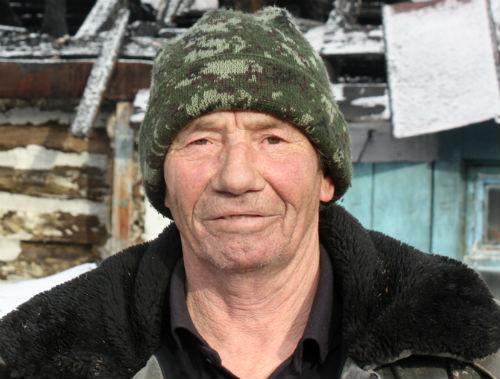 Михаил Какуркин проявил мужество и героизм