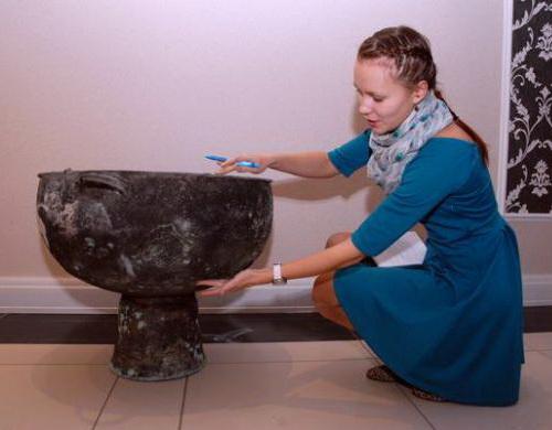 Находка пополнила коллекцию барнаульского музея