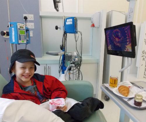 Виталий Попов лечится в лондонской Harley Street Clinic