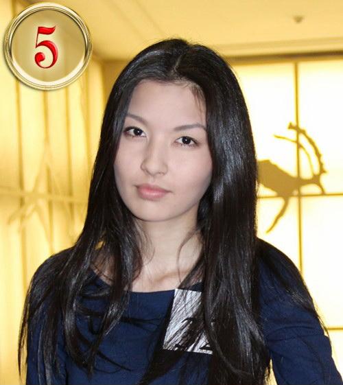 Чимгэ Кудачинова