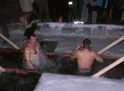 Крещение в Республике Алтай