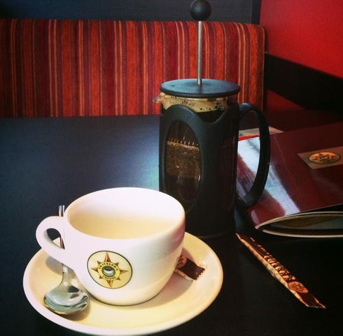 В кофейной карте появились новые сорта кофе