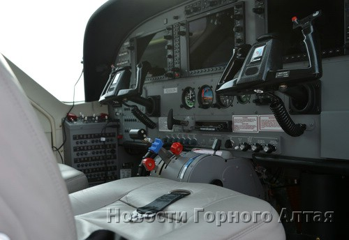 «Томск Авиа» для полетов на данном виде самолетов подготовила три летных экипажа