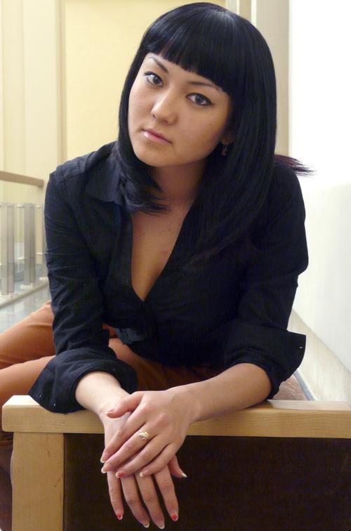 Алтынсай Акунова