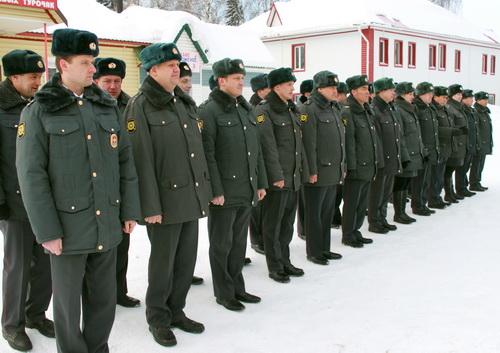 Министр пожелал полицейским улучшить результаты оперативно-служебной деятельности