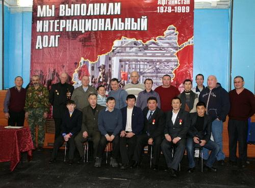 В Горно-Алтайске прошел турнир памяти погибших воинов-афганцев