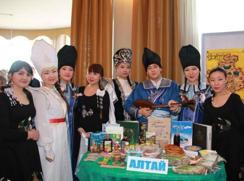 Алтайское землячество приняло участие в фестивале «Россия от А до Я - Родина моя»
