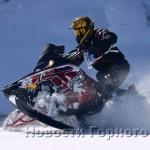 На Алтае прошел фестиваль снегоходного туризма «Телецкое снежное ралли» (фото)