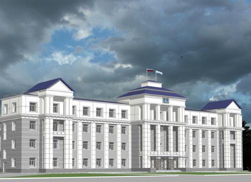 Зданию правительства добавят гармонии